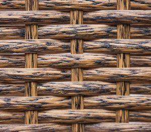 Фото -Цвет ротанга Натуральный Тёмный