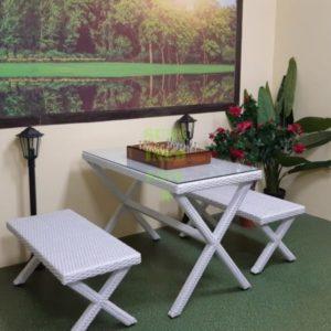 Фото-Olympus Плетеная мебель комплект
