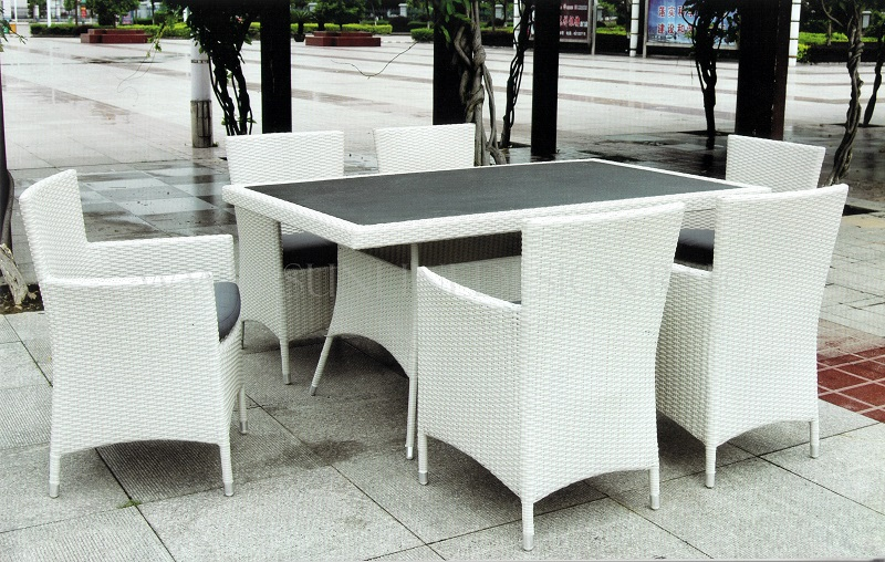 "Фото -Плетеная мебель ""Samurai"" white"