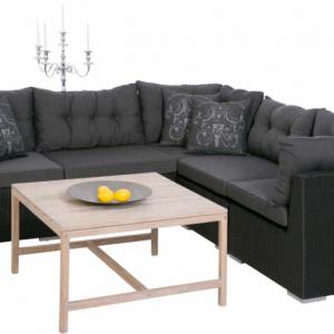 "Фото - Плетеная мебель ""Imperial"" Lounge black"