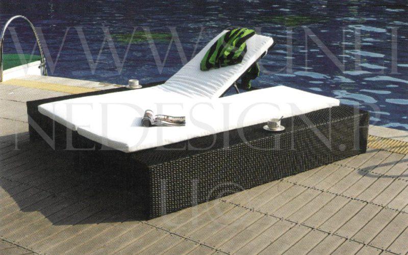 Лежак для пляжа Long Beach от фабрики Sunlinedesign! Лучшие пляжные решения!