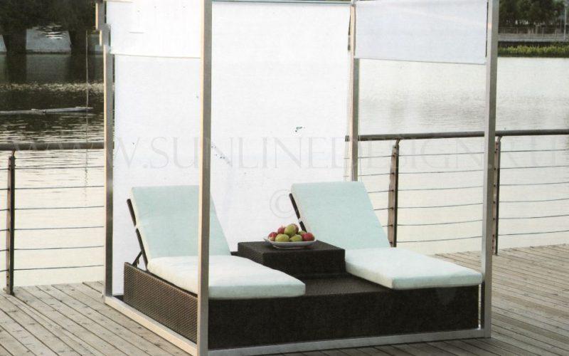 Система лежаков Captain Relax - новый подход к качеству пляжного отдыха от Sunlinedesign.ru
