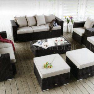 Плетеная мебель Гостиные