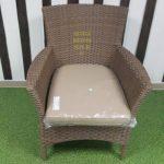 Фото - Кресло из ротанга искусственного Nina Royal beige