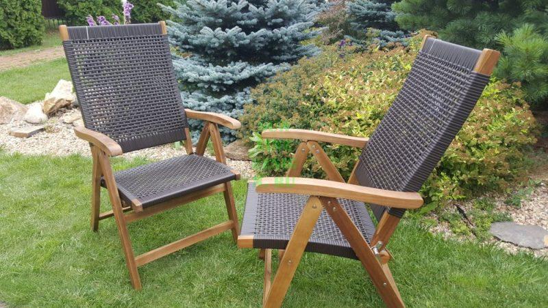 Фото - Кресло плетеное складное Ever Ton Brown