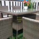 Фото-Мебель из искусственного ротанга Samurai beige