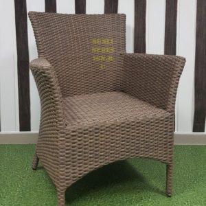 Фото - Nina Royal beige кресло из ротанга