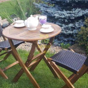 Фото - Плетеная мебель Ever ton brown chair