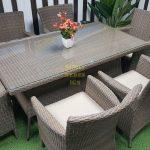 Фото-Плетеная мебель Samurai royal beige