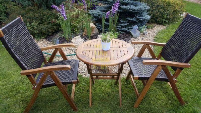 Фото - Плетеная мебель для кафе Ever Ton brown