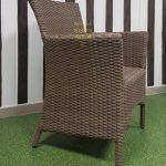 Фото - Плетеное кресло Nina Royal beige