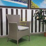 Фото - Плетеное кресло Nina mocco