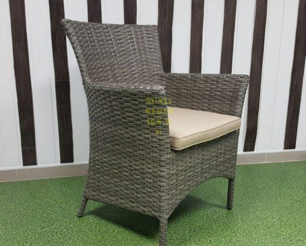Фото -Плетеное кресло Nina natur