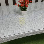 Фото-Стол плетеный Louisiana Фабрика плетеной мебели SunLine Design