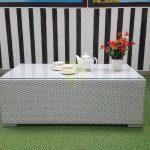 Фото - Стол плетеный Louisiana кофейный SunlineDesign