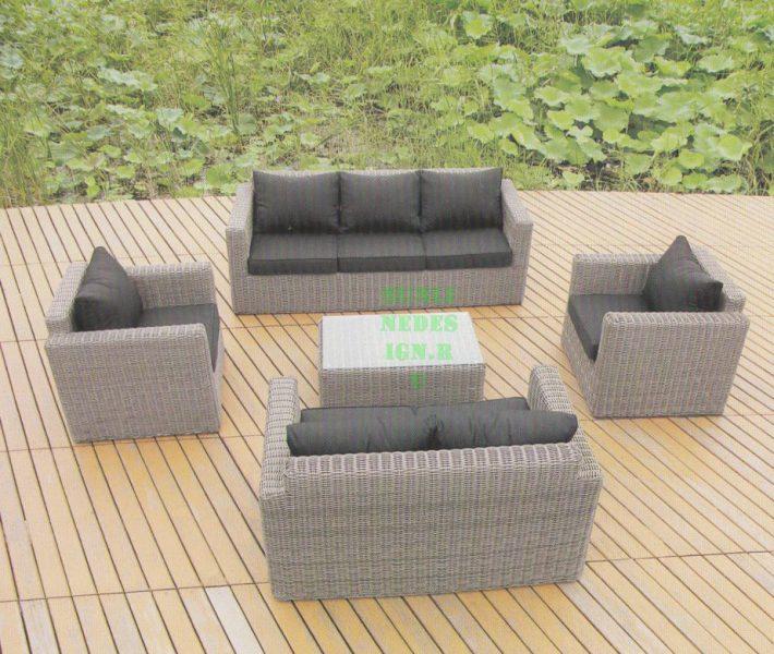 Фото - Мебель из искусственного ротанга Milano Set