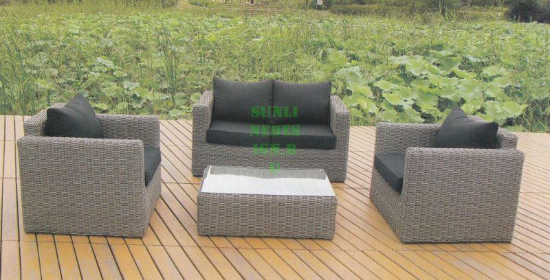 Фото - Плетеная мебель Milano Sunlinedesign