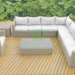 Фото - Плетеная мебель Victoria Lounge