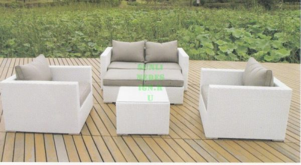 Фото - Плетеная мебель White Sunlinedesign