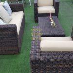 Фото-Плетеная мебель Alchemy brown