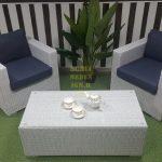 Фото - Кофейный комплект мебели из ротанга Louisiana cafe set Sunlinedesign