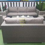 Фото - Комплект из искусственного ротанга Louisiana patio set