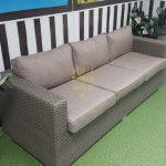 Фото - Louisiana mocco диван ротанг садовый