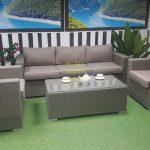 Картинка - Louisiana mocco мебель садовая ротанг