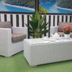 Фото - Мебель из ротанга Louisiana cafe set Sunlinedesign