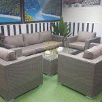 Фото - Мебель из ротанга Louisiana patio set