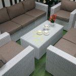 Фото-Мебель из ротанга для террасы Louisiana patio Sunlinedesign