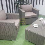 Фото - Мебель плетеная Louisiana cafe set
