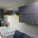 Фото -ьNina летняя кухонная мебель из ротанга