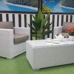 Фото - Плетеная мебель Louisiana cafe set Sunlinedesign