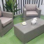 Фото - Плетеная мебель садовая Louisiana cafe set