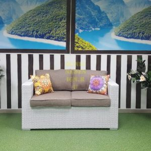 Фото-Плетеный диван Louisiana 2-х местный