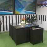 Фото-Мебель из искусственного ротанга New York brown
