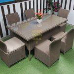 Фото-Мебель из ротанга Rose Royal beigeSunline Design