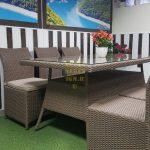 Фото-Мебель плетеная Rose Royal Sunline Design