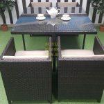 Фото-New York мебель столовая из ротанга Sunline Design
