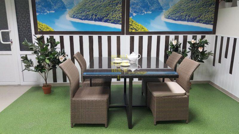 Фото-Плетеная мебель Nevada Sunline Design