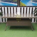 Фото-Плетеный стол Samurai 160