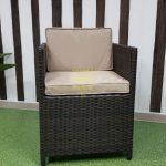 Фото-Кресло плетеное Barbados