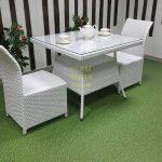 Фото-Плетеная мебель Rose 2 white Sunline Design производитель