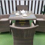 Фото-Плетеная мебель Samurai beige 4 SunlineDesign