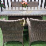 Фото-Плетеная мебель Sunlinedesign Samurai beige 4