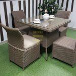 Фото-Ротанг искусственный мебель Rose 4 beige