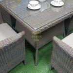 Фото-Ротанг мебель Samurai beige 4