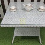 Фото-Стол Samurai Плетеная мебель Sunline Design