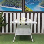 Фото-Стол плетеный Samurai Sunline Design